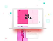 Creative agency web exploration