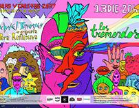 Los Tremendos y Nahuel Briones ♦ Teatro Caras y Caretas