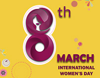 8th march-women's day