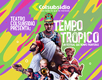 UN FESTIVAL QUE ROMPE FRONTERAS - Teatro Colsubsidio