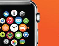 Taxi Pulse - Apple watch app
