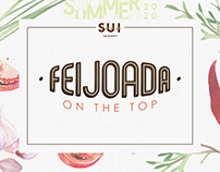 Rebranding - Feijoada on the Top / Sui Rooftop