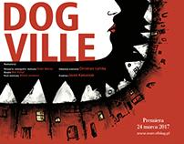 "Poster for ""Dogville"" Lars von Trier"