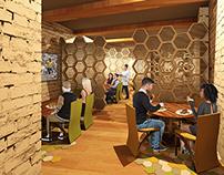 Design 3: Seleção Restaurant