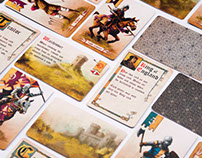 Battle Line - Card Game