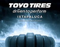 Publicidad Digital (Facebook) Toyo Tires