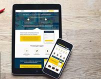 Sarafan | Landing Page
