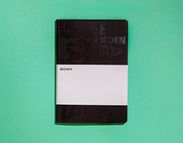 Thermo Sensitive Notebook