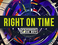 Right on time : Album Cover