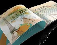 Style Guide or Brand Handbook branding design