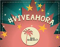 Ilustración ganadora #viveahora