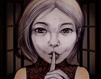 """Proyecto Album Ilustrado """"El Barrio del Silencio"""""""