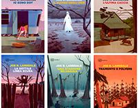 Joe R. Lansdale - Italian Edition Covers