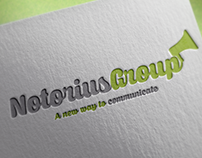 Notorius Group / Branding