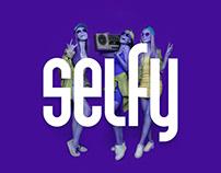 Selfy Logo Redesign