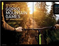 GoPro Mountain Games 2016 Program