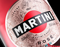 Martini - Vermouth & Sparkling Wine | CGI and 3D Ads