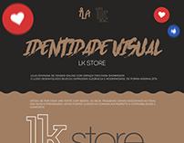 LK Store | Identidade Visual