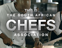 Checkers SA Chefs Endorsed Commercials