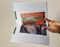 Catalogue created for an Artist