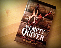 Book Cover & Interior | An Empty Quiver