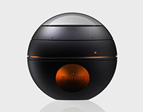 Sphere - Smallest Futuristic Mobile Device