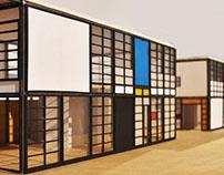 Eames House - Case Study