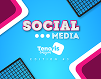Social Media Tenoris Designer Edition #3