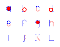 Bad Geometry Modern Geometric Typeface