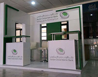 Jordan Dubai Islamic Bank-Booth