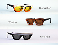 Star Wars Episode 7 Sunglasses Clips