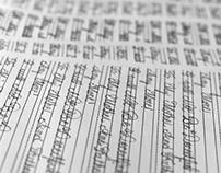 A Case For Penmanship : Part One (Article)