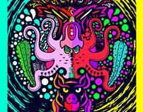 Todos somos animales - Ilustración