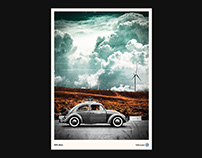 Volkswagen Beetle - Advertisement