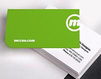McCue Brand Identity