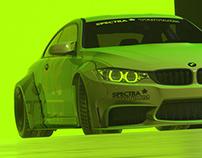 BMW M4 SPECTRA* TRITIUM