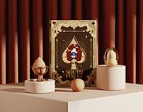 《South forest南幻森林》品牌设计—生活奇妙物语系列