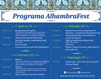 Anuncio | Alhambrafest