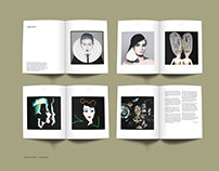 Publication Design - 10 Years of Kriti Gallery