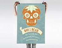 DAY OF THE DEAD Festival Branding