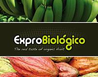 Diptico, exportadora ExproBiologico