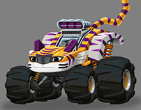 Super Tiger Stripes