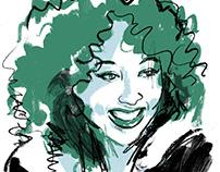 Editorial Portrait Illustrations