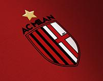 AC Milan / Branding And New Logo 17/18