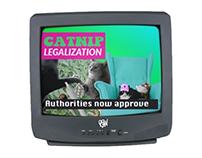 Holy Cat Trinity - Catnip Legalization