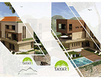Tayar 1 - Real Estate - Booklet design