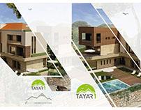Tayar 1 - Real Estate - Booklet design