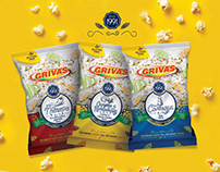 Grivas Popcorn Packaging