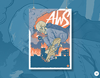 AWS - Poster