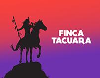 Finca Tacuara - Wine label Design